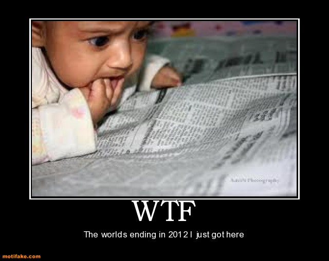Wtf baby demotivational posters 1335795185